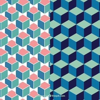 Pack de patrones geometricos