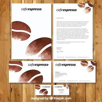 Papelería Café