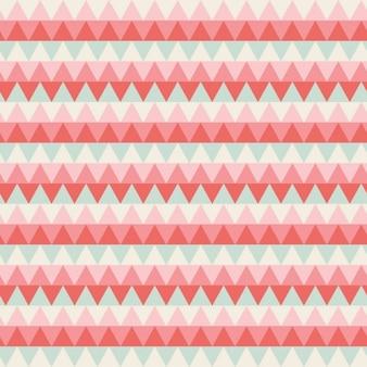 Patrón en zigzag en tonos pasteles