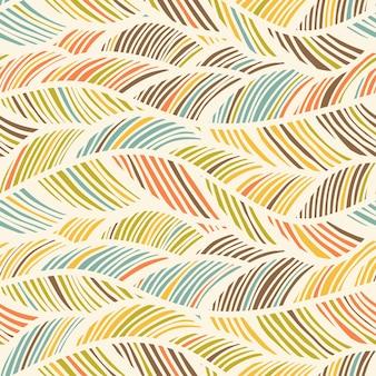 Patrón abstracto