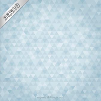Patrón de fondo con pequeños triángulos