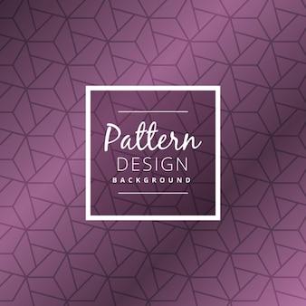 Patrón de forma geométrica