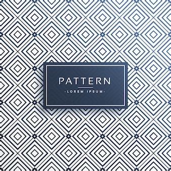 Patrón decorativo de cuadrados