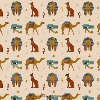 Patrón egipcio