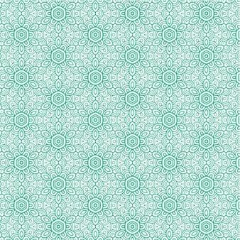 Patrón turquesa