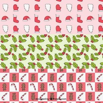 Seamless pattern calcetines fotos y vectores gratis - Decorativos de navidad ...