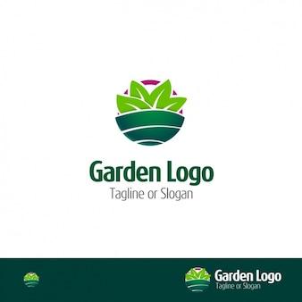 Plantilla de logo de naturaleza