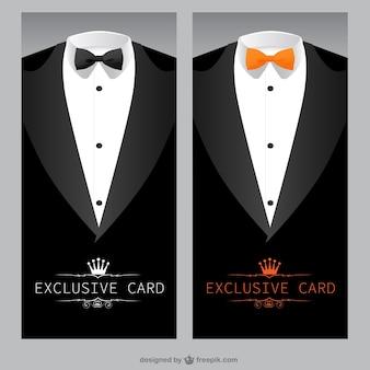 Plantilla de tarjeta elegante