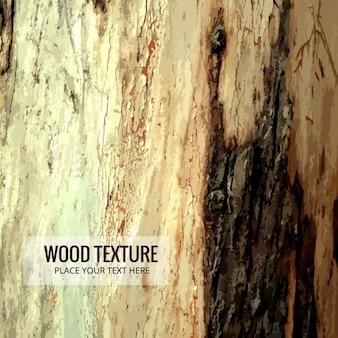 Plantilla de textura de madera