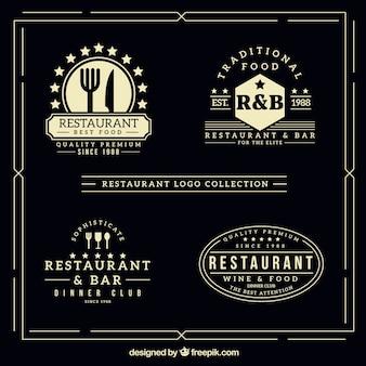 Plantillas de logo de restaurante