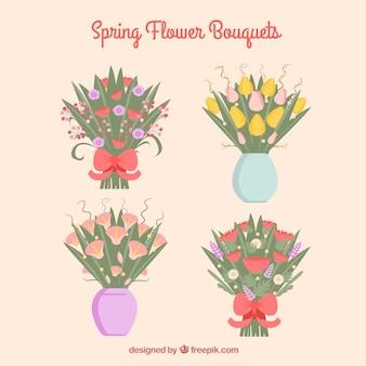 Ramos de flores bonitos
