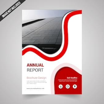 Red Diseño del Informe Anual Corporativo