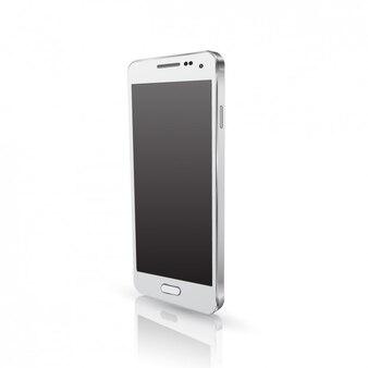 Réplica de Smartphone blanco