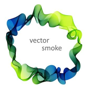 Resumen de vectores de colores de fondo