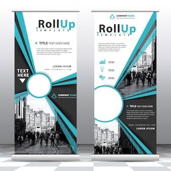 Roll up para negocios