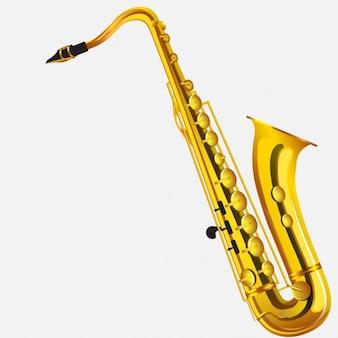 Saxofón alto de jazz