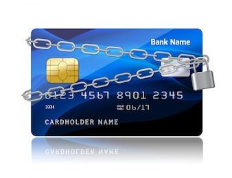 Seguridad de pago de tarjeta de crédito con chip
