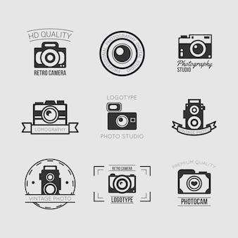 Set de cámaras vintage