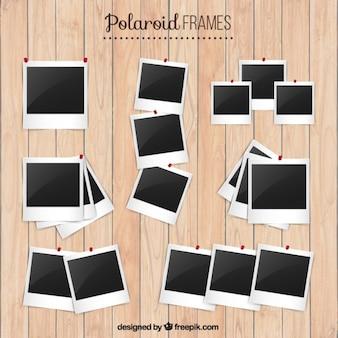 Set de Marcos de Polaroid