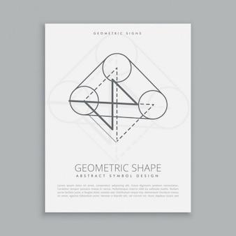 Símbolo de forma geométrica