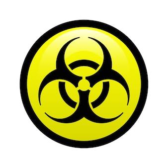 Símbolo de riesgo biológico