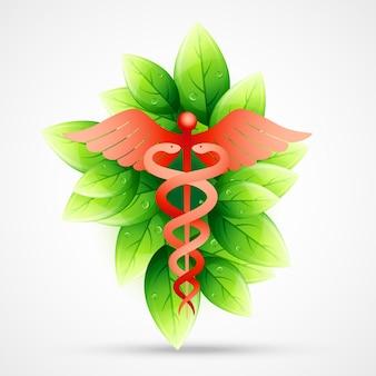 Símbolo médico de doctor