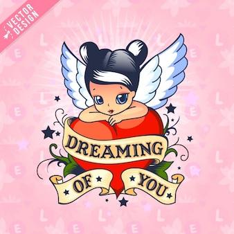 Soñando contigo
