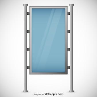 Vallas publicitarias fotos y vectores gratis - Estructura de metal ...