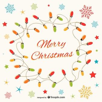 Tarjeta de felicitación Feliz Navidad