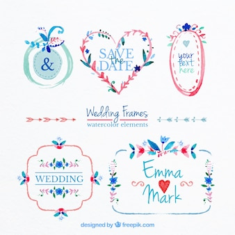 Tarjetas Wedding Collection