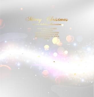 Temporada de vacaciones de navidad bokeh 2013