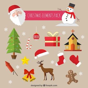 temporada dibujos animados de Navidad