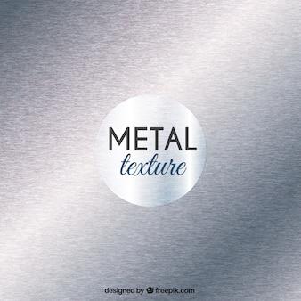 Textura brillante metálica