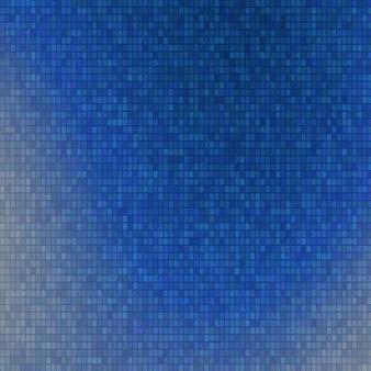 Textura de cuadrados azules diminutos