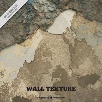 Textura de la pared grunge