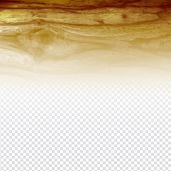 Textura de madera sobre un fondo transparente