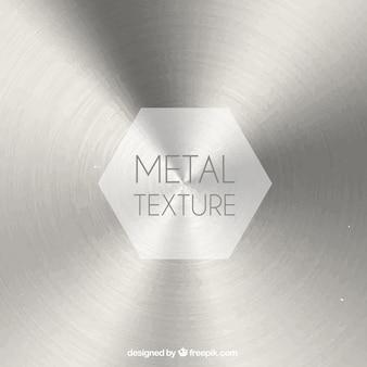 Textura de metal con círculos