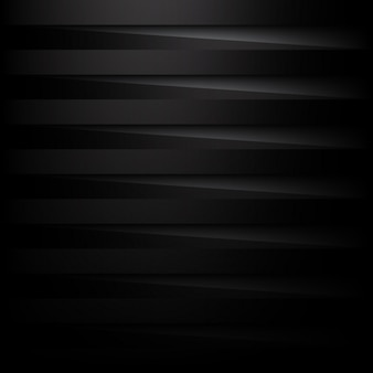 Textura de metal negro