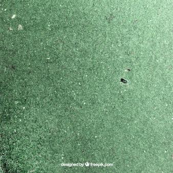 Textura de papel verde rugoso