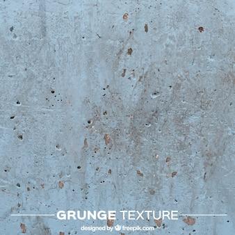 Textura de pared de cemento con impactos