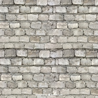 Textura de pared de ladrillos realistas