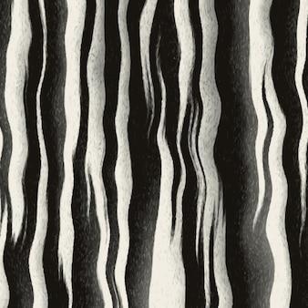 Textura de piel de cebra