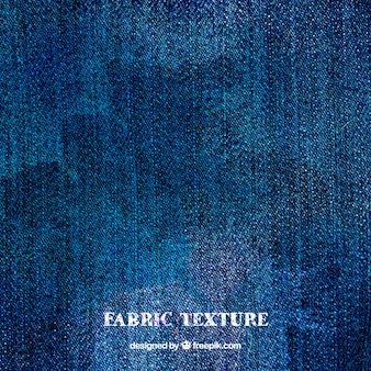 Textura de tela azul oscura
