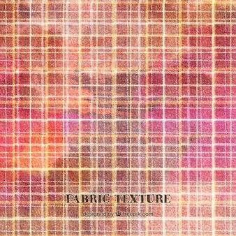 Textura de tela marrón y rosa