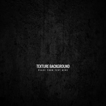 Textura negra grunge