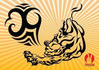 tigre de energía