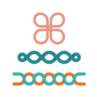 Tres formas abstractas