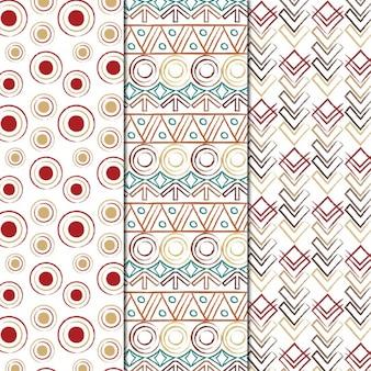 Tres patrones abstractos