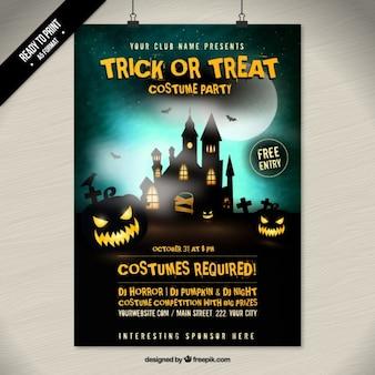 Trick or treat cartel