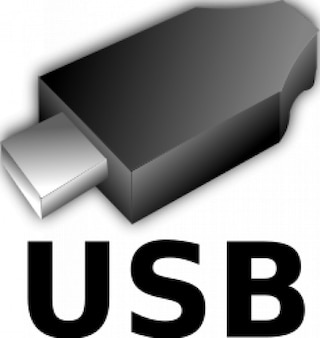 USB de entrada 1